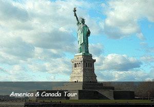 Canada-Tour